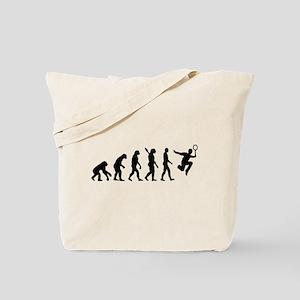 Evolution Badminton Tote Bag