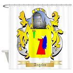 Angelin Shower Curtain