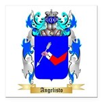 Angelisto Square Car Magnet 3
