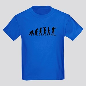 Evolution Biathlon Kids Dark T-Shirt