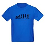 Biathlon Kids T-shirts (Dark)