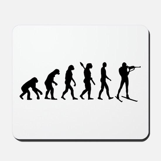 Evolution Biathlon Mousepad