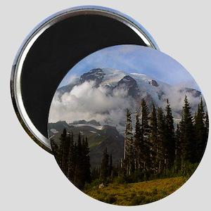 Mt. Rainier #3 Magnet