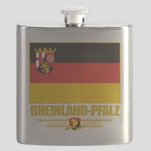 Rheinland-Pfalz (Flag 10) Flask