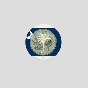 South Carolina Quarter 2000 Mini Button