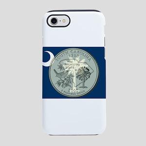 South Carolina Quarter 2000 iPhone 7 Tough Case