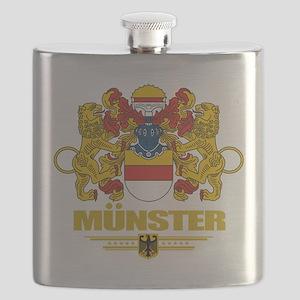 Munster COA Flask