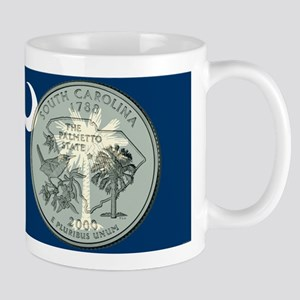 South Carolina Quarter 2000 Mugs