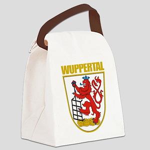 Wuppertal COA Canvas Lunch Bag