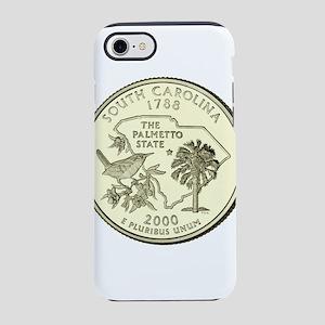 South Carolina Quarter 2000 Basic iPhone 7 Tough C