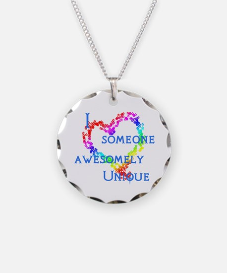 Love Awesomely Unique Necklace