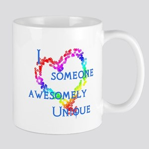 Love Awesomely Unique Mug