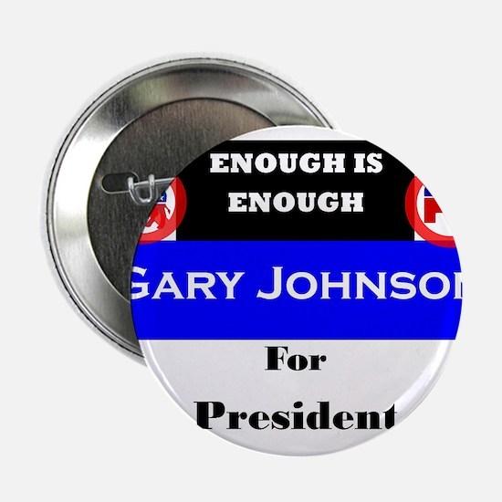 "Gary Johnson for President 2.25"" Button"
