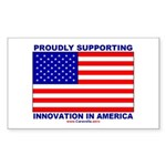 Innovation in America Decal