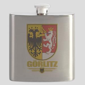 Gorlitz COA Flask