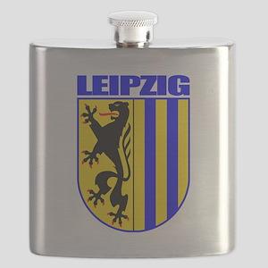 Leipzig (blk) Flask