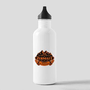 Zermatt Mountain Emblem Stainless Water Bottle 1.0