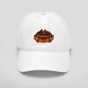 Zermatt Mountain Emblem Cap