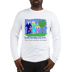 Abuse Awareness Long Sleeve T-Shirt