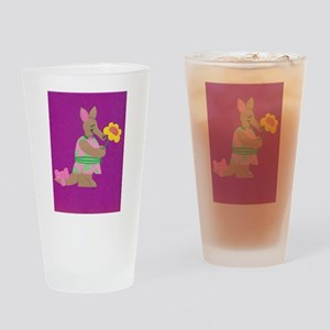 Aardvark Frield Drinking Glass