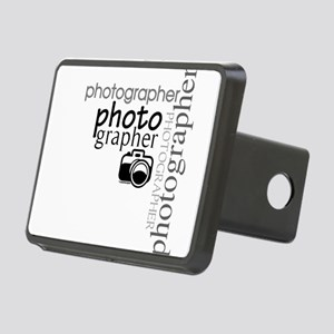 photographer1 Rectangular Hitch Cover