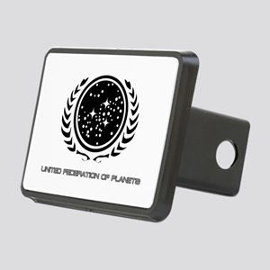 Federation_logo_title Rectangular Hitch Cover