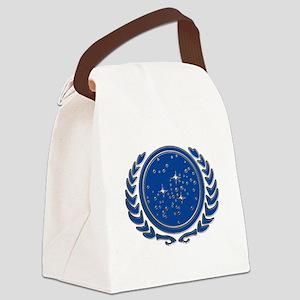 Federation_logo Canvas Lunch Bag