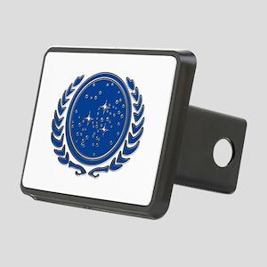 Federation_logo Rectangular Hitch Cover