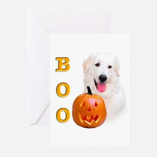 Halloween Kuvasz Boo Greeting Cards (Pk of 10)