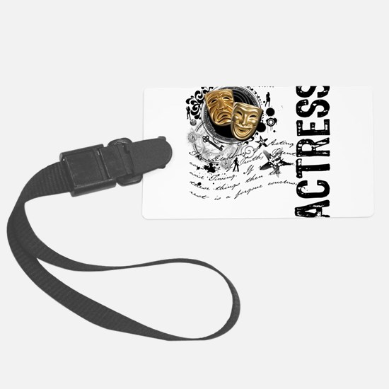actress1.png Luggage Tag