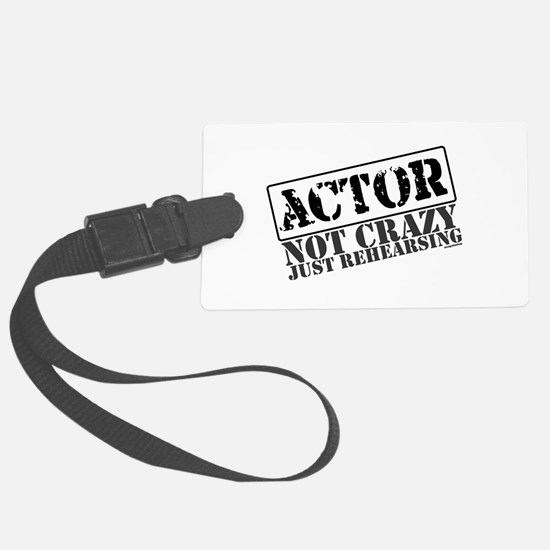 actor.png Luggage Tag