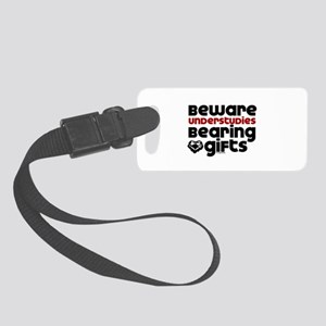 Understudies Small Luggage Tag