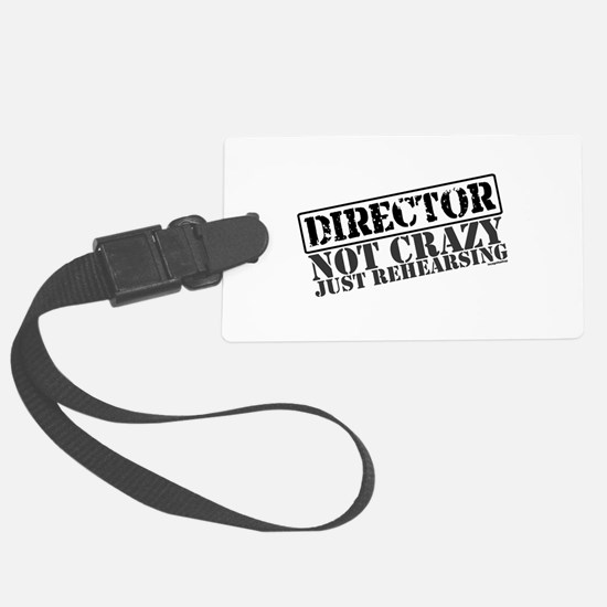 director.png Luggage Tag