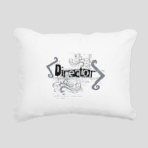 director1 Rectangular Canvas Pillow