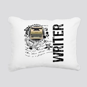 writer1 Rectangular Canvas Pillow