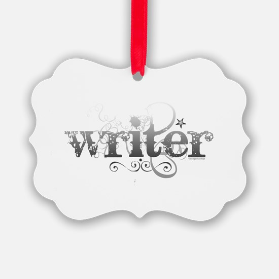 writer.png Ornament