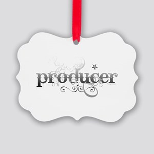 producer Picture Ornament