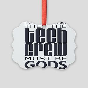 tech-crew Picture Ornament