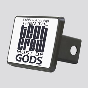 tech-crew Rectangular Hitch Cover
