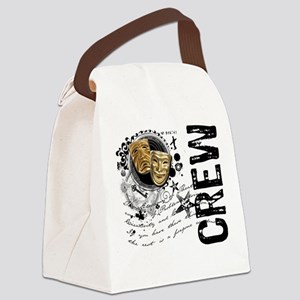 crew1-theatre Canvas Lunch Bag