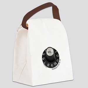 3-turningup11-2 Canvas Lunch Bag