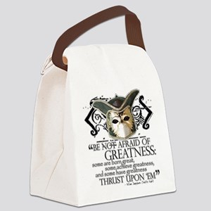 Twelfth Night 2 Canvas Lunch Bag