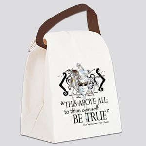 hamlet3 Canvas Lunch Bag