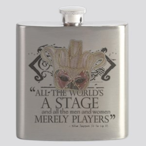 as you like it 2 Flask