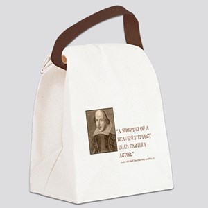 3-shakespeare-allswell-dark Canvas Lunch Bag