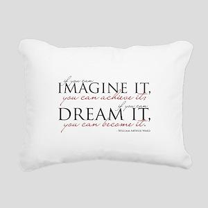 WARD1 Rectangular Canvas Pillow