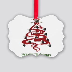 card-christmas1 Picture Ornament