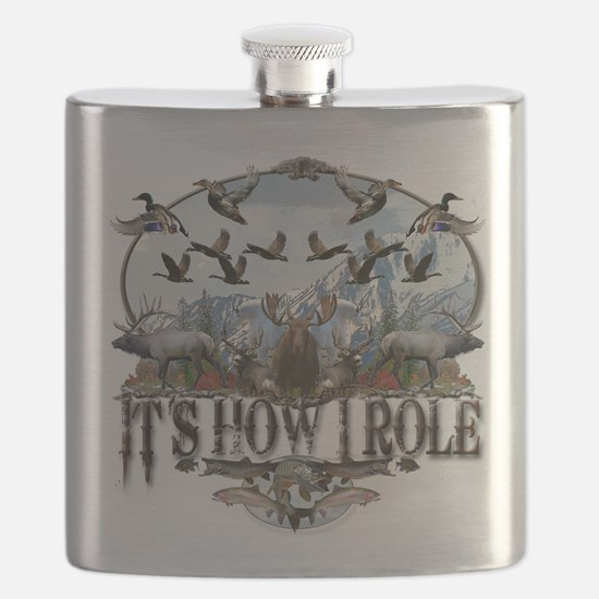 It's how I role Flask