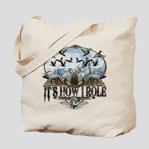 It's how I role Tote Bag