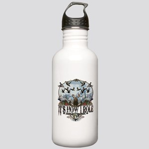 It's how I role Stainless Water Bottle 1.0L